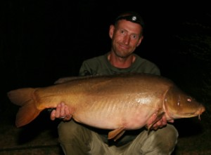 Carp fishing France at Gigantica